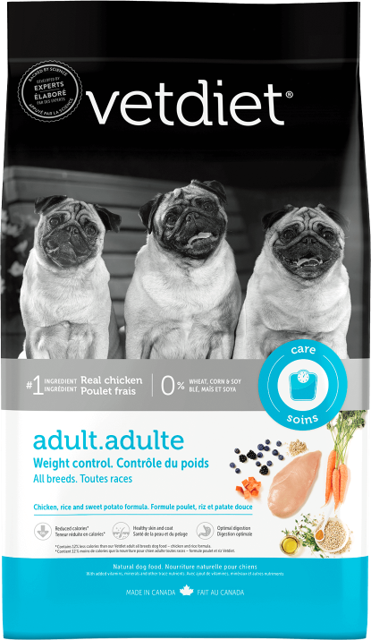 Vetdiet - Adult – Weight control. All breeds.