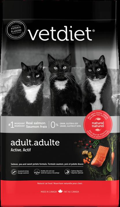 Vetdiet - Adulte – Actif