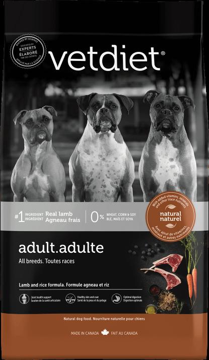 Vetdiet - Adulte – Toutes races