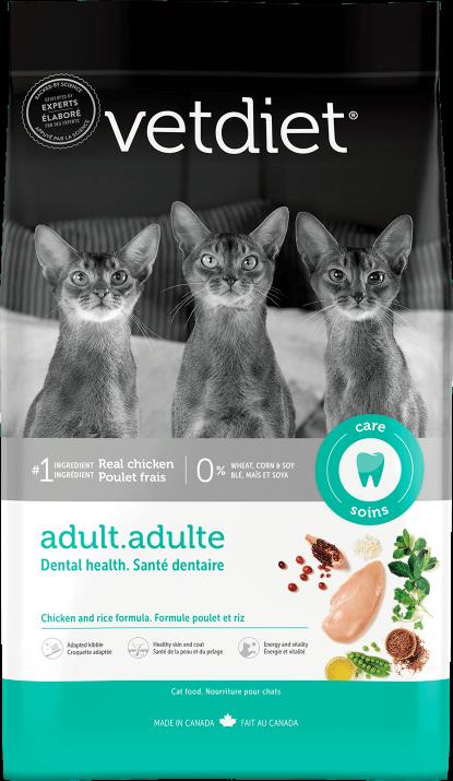Vetdiet - Adulte – Santé dentaire