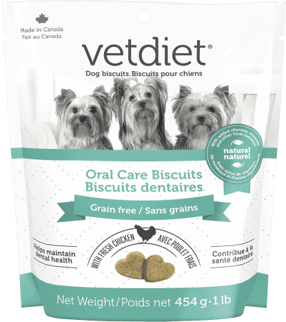 Vetdiet - Biscuits dentaires