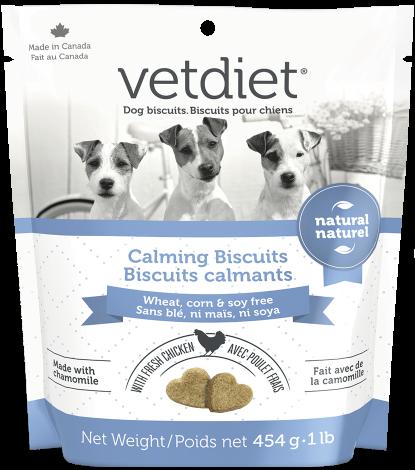 Vetdiet - Biscuits calmants